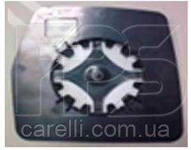 Вкладыш зеркала левый с обогревом Expert 2003-06