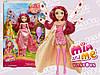 """Кукла Мия из м/ф """"Мия и Я"""" Магическое платье 2 в 1 ( Mia and Me Mia Doll Magic Dress 2 in 1 Mattel CMM63 ), фото 3"""