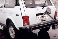 Крепеж запасного колеса для Лада Нива 2121