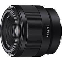 Объектив SONY 50mm, f/1.8 для камер NEX FF (SEL50F18F.SYX)