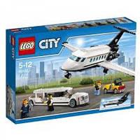LEGO® City VIP-СЕРВИС В АЭРОПОРТУ 60102