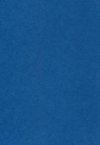 Дизайнерский картон ABYSSE, синий матовый, 120  гр/м2