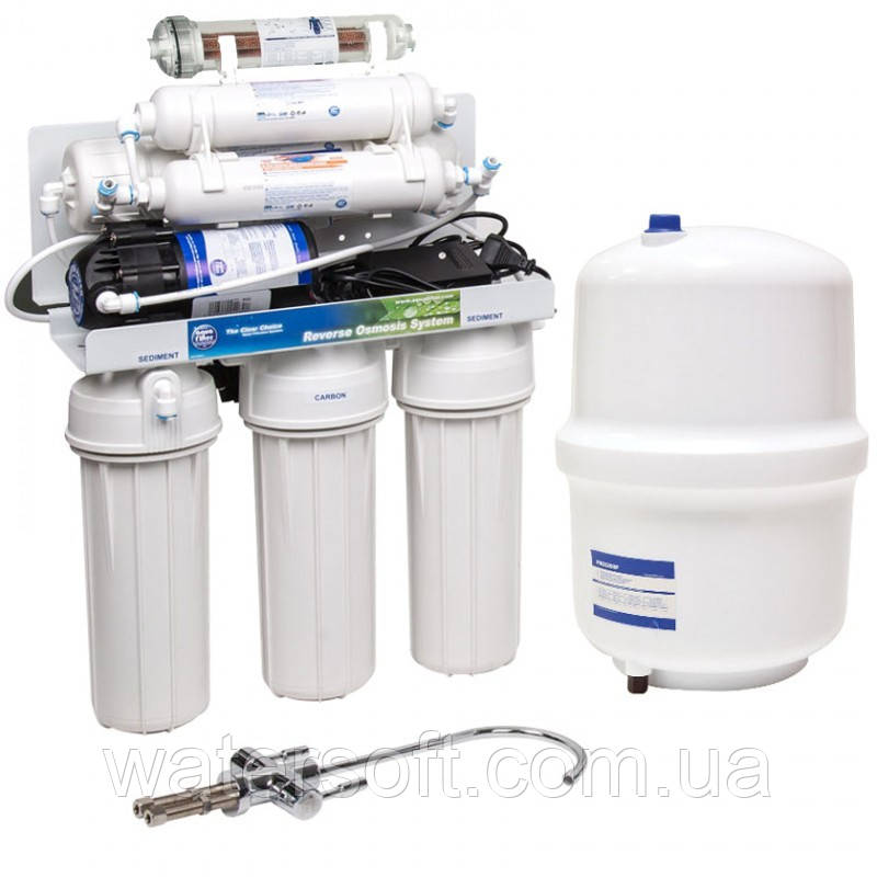 Система обратного осмоса Aquafilter RP-RO7-75