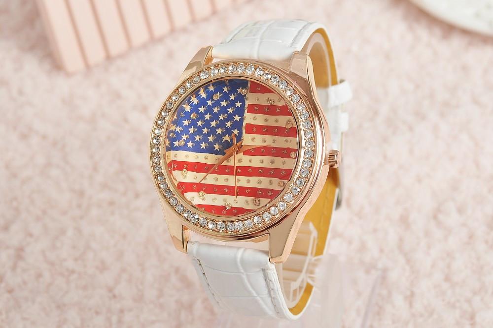 Годинники жіночі USA STYLE white (білий)