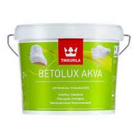 Тиккурила Бетолюкс Аква  (Betolux Aqua), 2.7л
