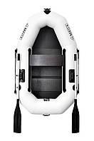 Надувная лодка Omega 190LS (PS) (поворотные уключины+слань коврик и подвижное сиденье)