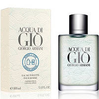 Giorgio Armani Acqua di Gio pour Homme Aqua for Life Edition edt 100ml подарок для любимого