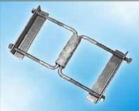Крепление подкоса опоры КПв (неоцинк)