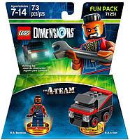 LEGO Dimensions A-Team Baracus Fun Pack