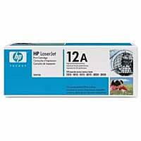 Картридж HP LJ 1010/ 1012/ 1015/1020 (Q2612A)
