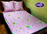Детский комплект постельного белья в кроватку №дсм17