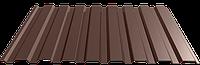 Профнастил стеновой Ral-8017