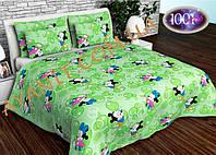 Детский комплект постельного белья в кроватку №дсм16