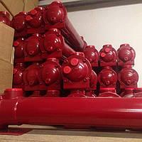 Водяной теплообменник SA081-560 80-130 л/мин OMT (Италия)