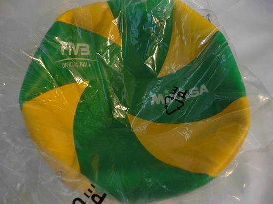 Мяч волейбольный MIKASA MVA390CEV оригинал, фото 2