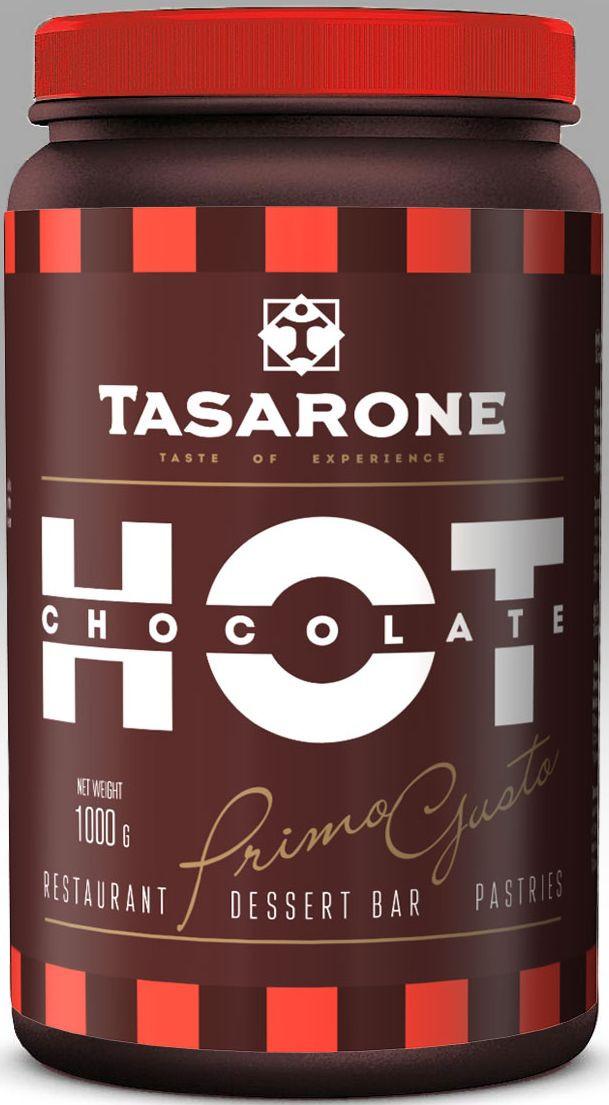 Горячий густой шоколад Tasarone Bar в банке, 1кг