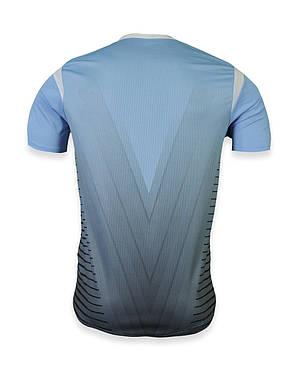 Футбольная форма Europaw 011 голубая, фото 2