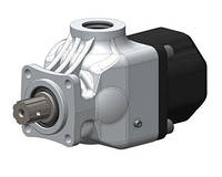 Гидронасос OMFB тип 2PAK-50+30 с креплением 4 отверстия согласно ISO двойная подача поршневой