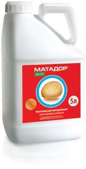 Протравитель Матадор (Конфидор 200), Укравит; имидаклоприд 200 г/л, картофель, рапс, свекла, овощные