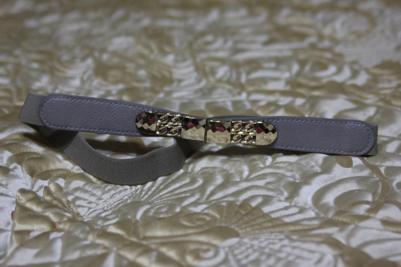 Женский ремень резинка Т-335