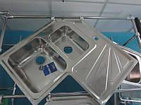 Мойка угловая кухонная врезная Foster Angolare 3308.STD - 3308 060