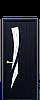 Дверь межкомнатная КАМЕЯ СО СТЕКЛОМ САТИН И РИСУНКОМ Р3 Экошпон, фото 2