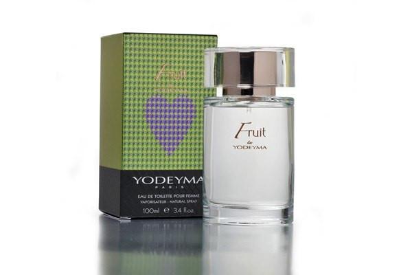 женские духи Yodeyma Fruit 100ml аналог Be Delicious Dkny цена