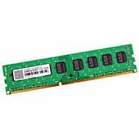 Модуль памяти для компьютера DDR3 2GB 1333 MHz Transcend (JM1333KLN-2G / JM1333KLU-2G)
