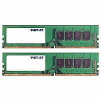 Модуль памяти для компьютера DDR4 16GB (2x8GB) 2133 MHz Patriot (PSD416G2133K)