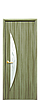 Дверь межкомнатная ЛУНА СО СТЕКЛОМ САТИН И РИСУНКОМ  Р3 Экошпон, фото 4