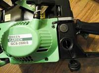 Бензопила Green Garden GCS-3500S