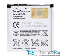 Аккумуляторная батарея оригинал SonyEricsson BST-38 K850, C510, C902, C905, K770i, R300i, R306i, S500i, T650i