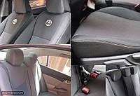 Чехлы ВАЗ (Lada) Largus с 2012 -> салон: раздельная задняя спинка ✓ подкладка: войлок