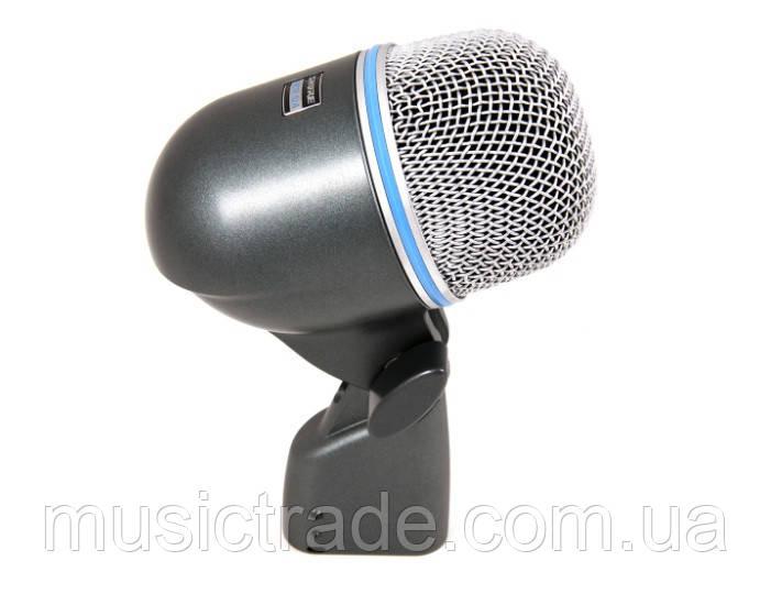 Микрофон для басовых инструментов Shure Beta 52A