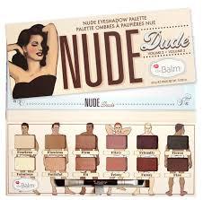 Палетка теней theBalm Nude Dude Palette