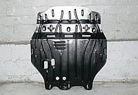 Защита картера двигателя и кпп Hyundai Accent (Хендай Акцент) 2006- с установкой! Киев