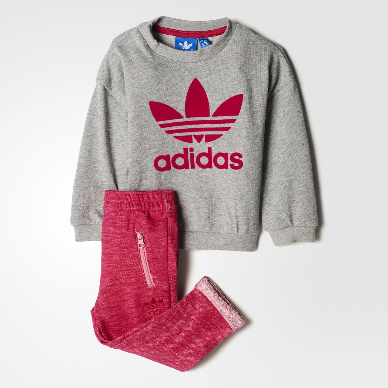 Детский костюм Adidas Originals Trefoil (Артикул: BK4698)