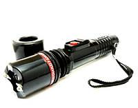 Фонарь-электрошокер Верона 105, компактный, 50000 кВ, свечение до 100м, до 500 зарядов, предохранитель