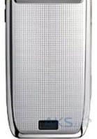 Задняя часть корпуса (крышка аккумулятора) Nokia E51 Original Silver
