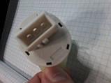 Датчик скорости Samand (спидометра, частоты оборотов) голый, фото 7