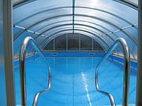 Пайка пленки ПВХ для бассейна, водоема