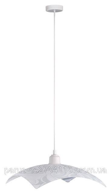 Светильник подвес 360х360мм, 1х60Вт, Е-27