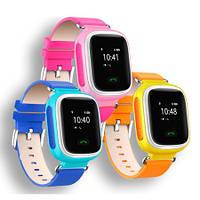 Детские умные часы с GPS трекером GW900 (Q60) Pink новые в упаковке Оригинал