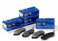 Колодки тормозные HONDA FR-V 1.7SOHC VTEC, 2.0DOHCI VTEC, 2.2CRDI 05- передние
