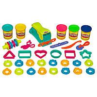 Play-Doh Набор пластилина с формами Веселая фабрика Fun Factory Mega Set