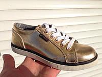 Туфли ECCO для подростков Унисекс кожа/замша разные цвета E0026