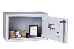 Мебельный сейф ТМ «Ferocon» БС-20КД.7035