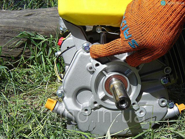высокое качеств сборки двигателя  Sadko GE-270 фото