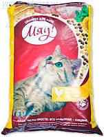 Сухой корм Для Друга для котов говядина, 1 кг, O.L.KAR