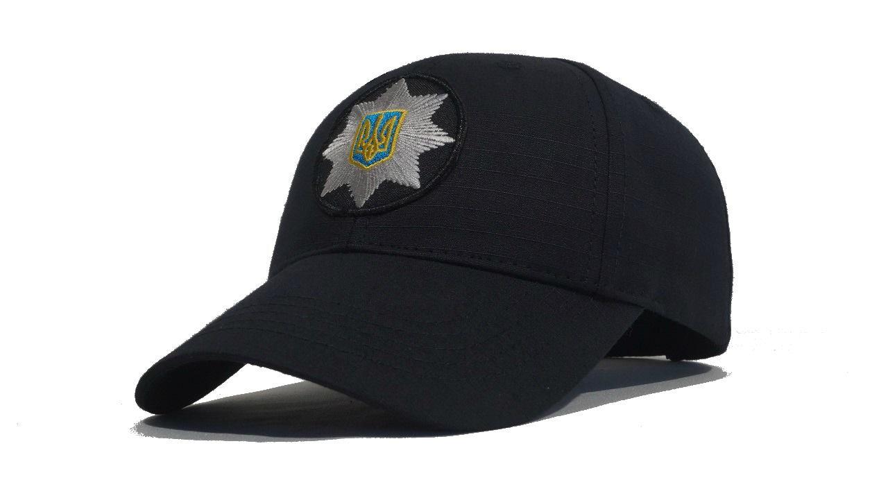 Бейсболка уставная полиция Украина